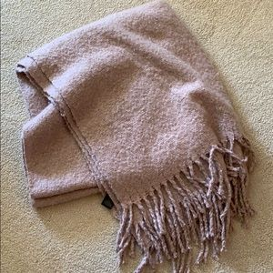 Accessories - Blush Pink Scarf